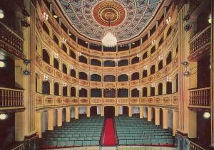 Manoel Theatre Malta Postcard