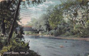 County Bridge, York, Pennsylvania, PU-1910