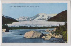 Mendenhall's Glacier, Juneau, AK