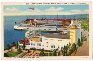 Great Lakes Expo, Cleveland Ohio,