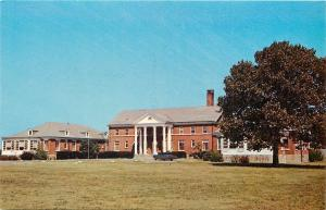 Crisfield Maryland~Edward W McCready Memorial Hospital~1950s