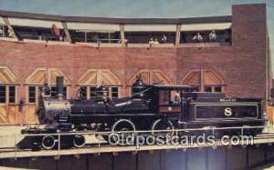 Railfair 81 Trains, Railroads Postcard Post Card Old Vintage Antique  Railfai...