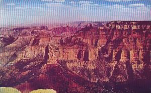 Arizona Grand Canyon Visible From Point Imperial