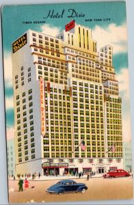 Hotel Dixie - 43rd Street - Times Square - New York City