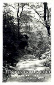 Trail to Treasure Cave
