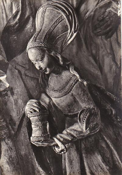 Czech Republic Relief Mourning for Christ of Zebrak 16th Century Galerie v Pr...