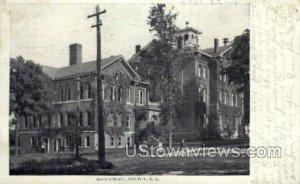 High School in Fulton, New York