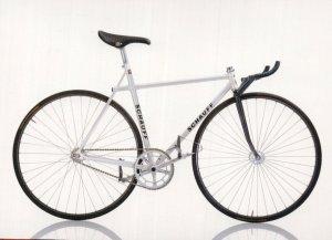 Schauff Aero 1980 West German Germany Bicycle Bike Cycle Postcard