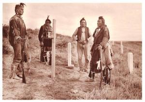Custer Battlefield -