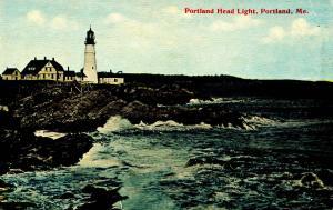ME - Portland. Portland Head Light