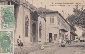 DAKAR , Senegal , 00-10s ; Boulevard Pinet-Laprade