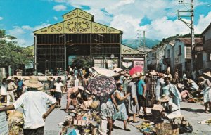 Martinique St Pierre The Market Place sk3351