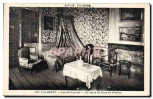 Old Postcard Chambery Savoie Tourism Charemettes the Mrs. of Warrens chamber