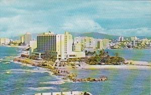Argentine Puerto Rico San Jeronimo Hilton Hotel 1965