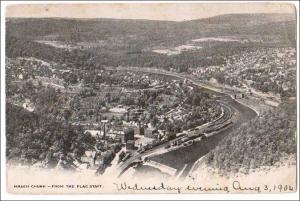PA - Mauch Chunk (Jim Thorpe), Aerial View