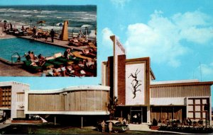 Florida Miami Beach Driftwood Motel