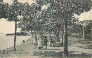 Postcard Croatia Cirkvenica