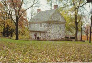 Pennsylvania David Stephens Home Valley Forge National Historical Park