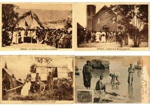 ANGOLA colonie de Portugal 18 CPA Afrique AFRICA (L2322)