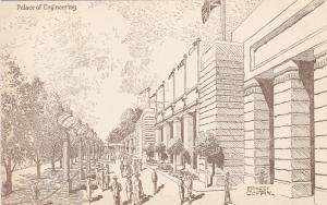 LONDON, England, UK, 1924;  Palace of Engineering