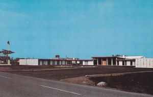 Hotel-Motel Roberval , ROBERVAL , Quebec , Canada , 50-60s Type 2