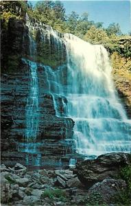 Burgess Falls On Genter Hill Lake Cookeville Tennessee TN