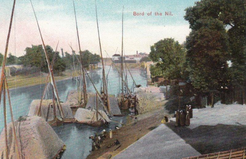 Bord of the Nil , EGYPT , 00-10s