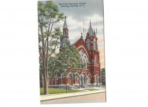 Methodist Episcopal Church Saratoga Springs New York