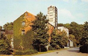 Brewery / Distillery Post Card Jack Daniel's Hollow Lynchburg, Tennessee...