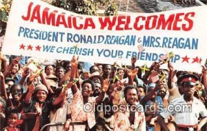 President's April 7-11 Trip to Jamaica Unused