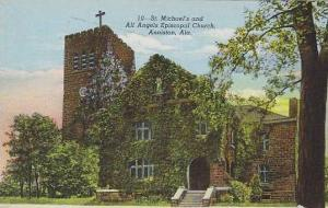 Alabama Anniston St Michaels And All Angels Episcopal Church