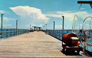 Florida Dania Fishing Pier