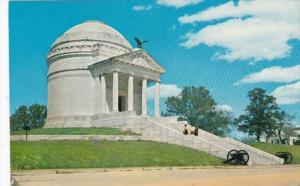 Mississippi Vicksburg National Military Park The Illinois Memorial