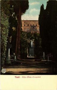 CPA TIVOLI Villa d'Este ITALY (545503)