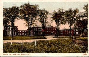 New York Albany City Hospital