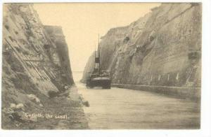Corinth, the Canal, Greece, 00-10s