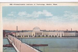 massachusetts Boston   Mass Institute of Technology
