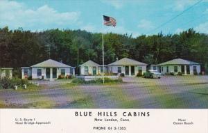 Connecticut New London Blue Hills Cabins