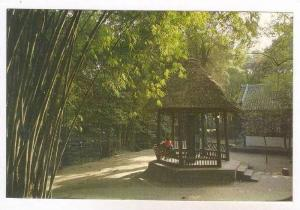 Chengdu , China, 60-70s , Tablet Pavilion in Du Fu's Thatched Cottage