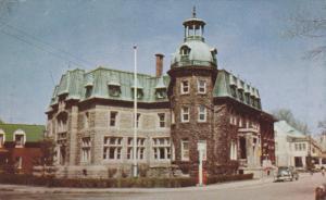 Hotel De Ville , ST-HYACINTHE , Quebec , Canada , 50-60s