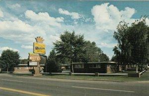 GREYBULL , WYOMING , 50-60s; Yellowstone Motel