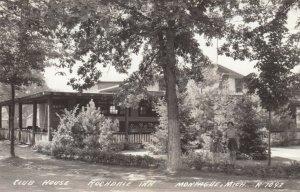RP: MONTAGUE, Michigan , 1939; Club House, Rochdale Inn