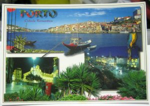 Portugal Porto Cidade Romantica Estacao de Sao Bento etc - unposted