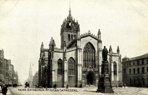 UK - Scotland, Edinburgh. St Giles Cathedral