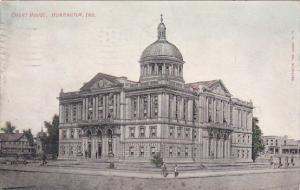 Court House Huntington Indiana 1907