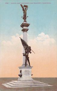 Native Sons' Monument San Francisco California