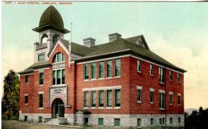 OR - Ashland. East Side School