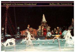 Connecticut Ballouville ,  Whipple's Christmas Wonderland