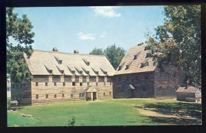 Ephrata Cloister, Penn/PA Postcard,Saron Sister's House, #2
