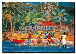 Postcard Images Modern Caribbean Coup net